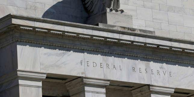 La Fed baisse ses taux d'un quart de point