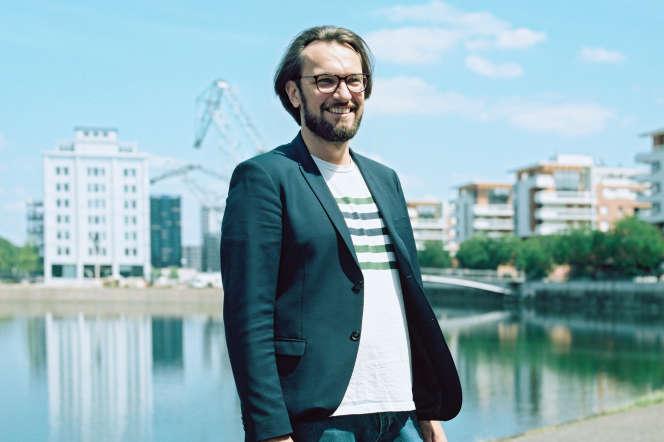 Stéphane Roth, nouveau directeur du festival Musica.