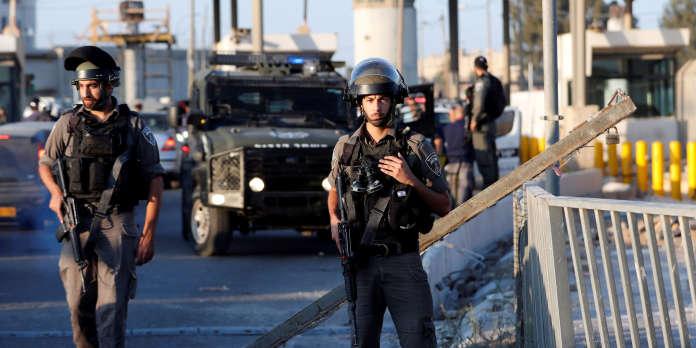 Une Palestinienne tuée par la police israélienne près de Jérusalem