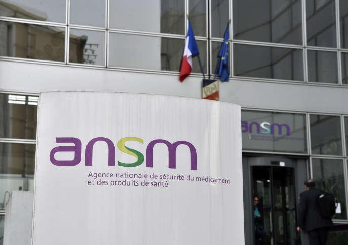 «L'ANSM a également saisi» le pôle santé du parquet de Paris.