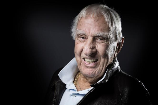 Charles Gérard, le 5 décembre 2016.