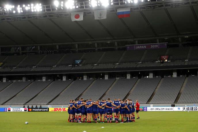 Lors de la Coupe du monde 2011, les Russes avaient accusé quatre défaites en phase de poules.