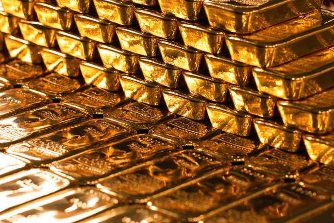 Le prix du lingot d'or est passé de 35 990 euros à 43 100 euros entre le début de l'année et le 17 septembre 2019, soit une hausse de 19,80 %.
