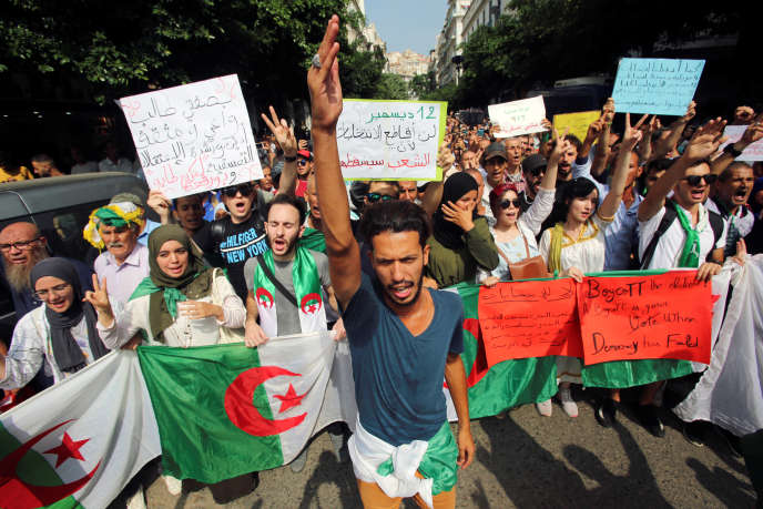 A Alger, le 17 septembre 2019.