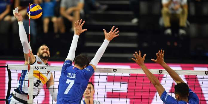 Euro de volley : un huitième de finale dans l'indifférence pour la France face à la Finlande
