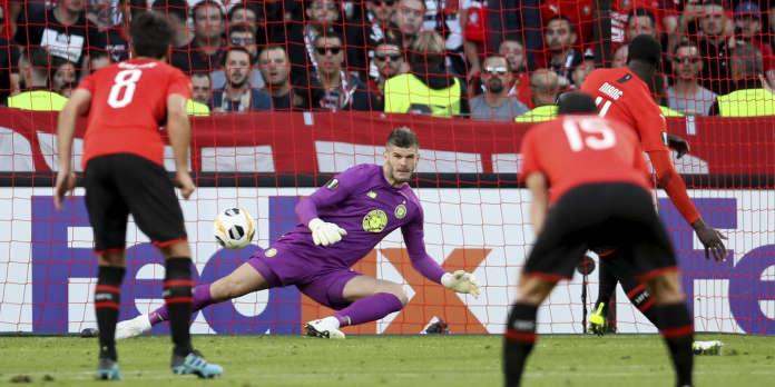 Ligue Europa : Rennes accroché, Saint-Etienne battu