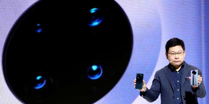 Huawei dévoile sa gamme Mate 30, privée des applications et services Google