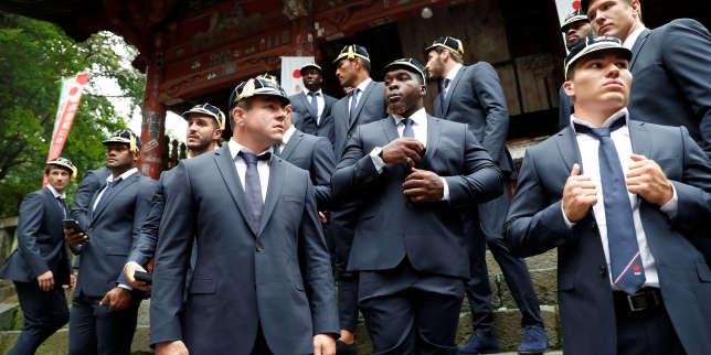 Coupe du monde de rugby 2019: le XV de France loin de son public