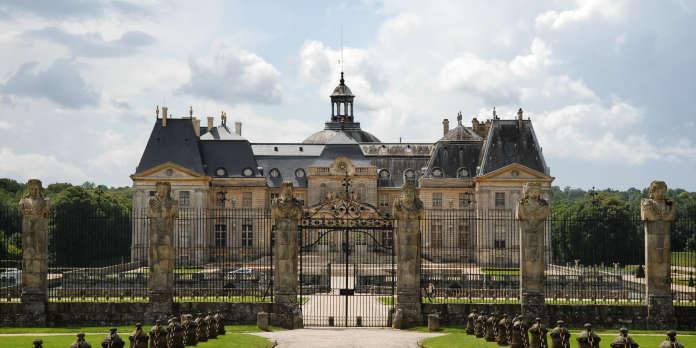 Un butin estimé à deux millions d'euros volé dans le château de Vaux-le-Vicomte