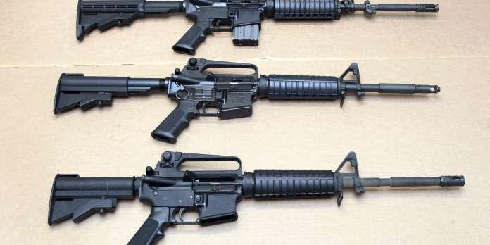 Le fabricant d'armes Colt cesse la production de fusils d'assaut AR-15 pour les civils