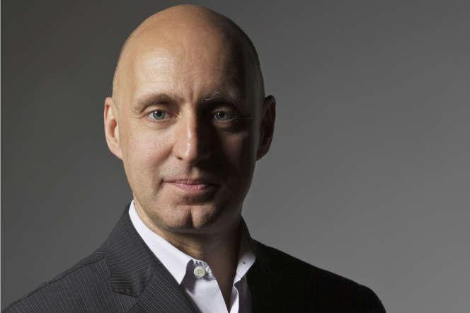 Tony Karman, fondateur de la foire d'art contemporain Expo Chicago.