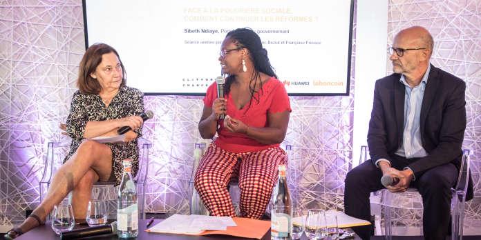 Sibeth Ndiaye : « Sur l'immigration, soit on laisse prospérer les peurs, soit on met le sujet à plat »