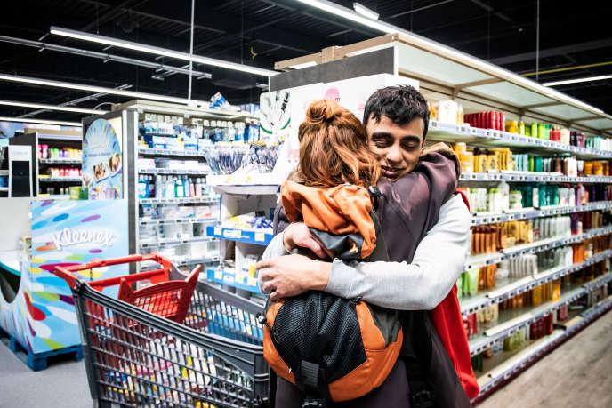 Episode «Le Supermarché».