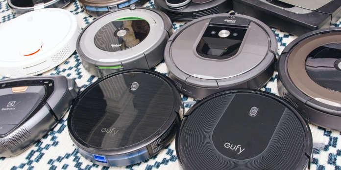 Comparatif : les meilleurs aspirateurs robots