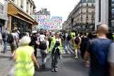 Une journée de mobilisation sous surveillance samedi 21septembre à Paris