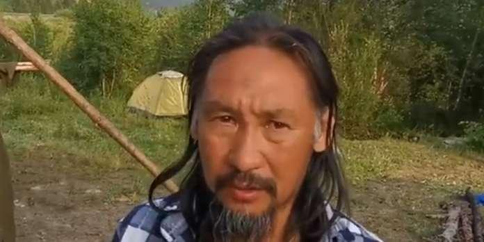 Le chamane qui voulait exorciser Poutine arrêté en Sibérie