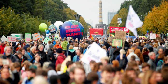 Etats-Unis, Japon, Brésil, Croatie... des millions de personnes mobilisées pour le climat vendredi