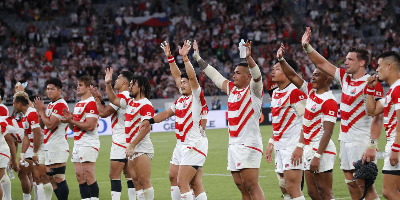 Coupe du monde de rugby 2019 : au Bar Sports Legends de Tokyo, on applaudit la victoire du XV japonais