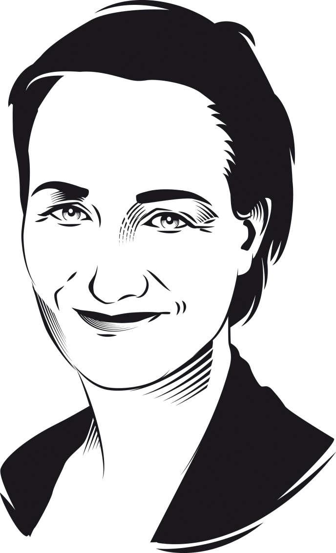 Anne-Lorraine Bujon.
