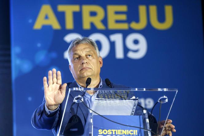 Le premier ministre hongrois, Viktor Orban, a proposé le nom de l'ambassadeur hongrois à Bruxelles, Oliver Varhelyi.