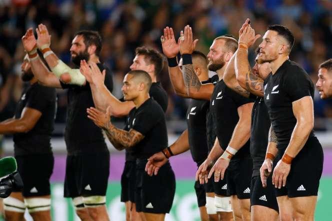 La Nouvelle-Zélande a pris, d'ores et déjà, une option sur la première place du groupe B.