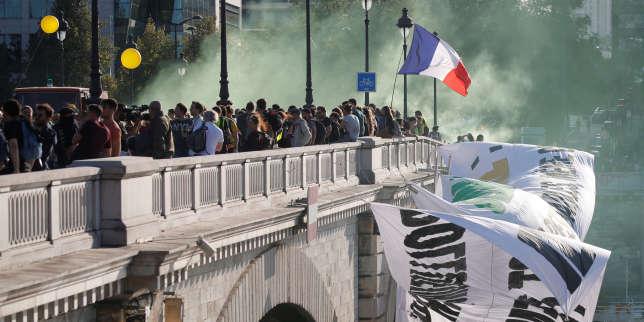 Planète : Toute l'actualité sur Le Monde.fr.«Marche pour le climat»: confusion et lacrymogènes à Paris, rassemblements pacifiques ailleurs