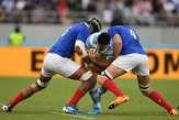 Coupe du monde de rugby en direct : la France creuse l'écart face à l'Argentine