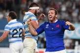 Coupe du monde de rugby : début réussi, mais compliqué, pour le XV de France
