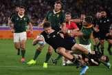 Coupe du monde de rugby 2019: du combat, du jeu et des All Blacks qui dominent les Springboks