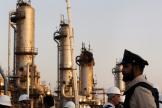 Installation pétrolière Aramco à Abqaiq, en Arabie saoudite, le 20 septembre.