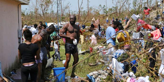 La grande peur des Haïtiens des Bahamas