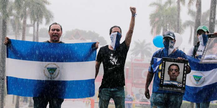 Au Nicaragua, le régime de Daniel Ortega se heurte à la détermination des manifestants