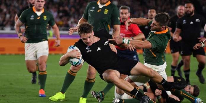 Coupe du monde de rugby 2019 : du combat, du jeu et des All Blacks qui dominent les Springboks