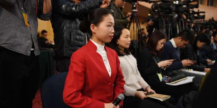 Le pouvoir chinois veut tester la fidélité des journalistes des médias d'Etat