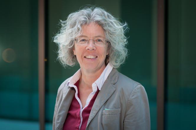 Ursula Eicker, titulaire de la chaire d'excellence en recherche sur les collectivités et les villes intelligentes, durables et résilientes de l'université Concordia, à Montréal.