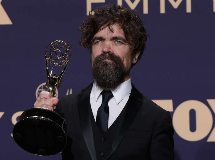 Peter Dinklage, qui incarne Tyrion Lannister dans « Game of Thrones», a reçu (pour la quatrième fois) le prix du meilleur second rôle dans une série dramatique.