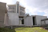 Le tribunal de grande instance (TGI) de Créteil, en 2012.