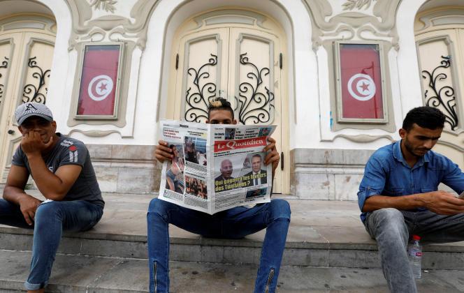 A Tunis, le 18septembre 2019.