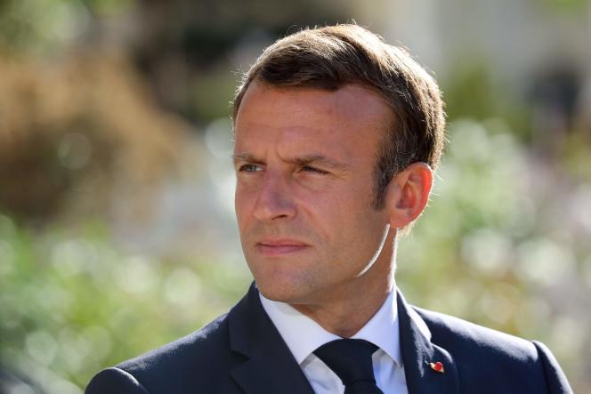 Le président français, Emmanuel Macron a accusé le gouvernement polonais de bloquer les avancées en faveur du climat au niveau européen.