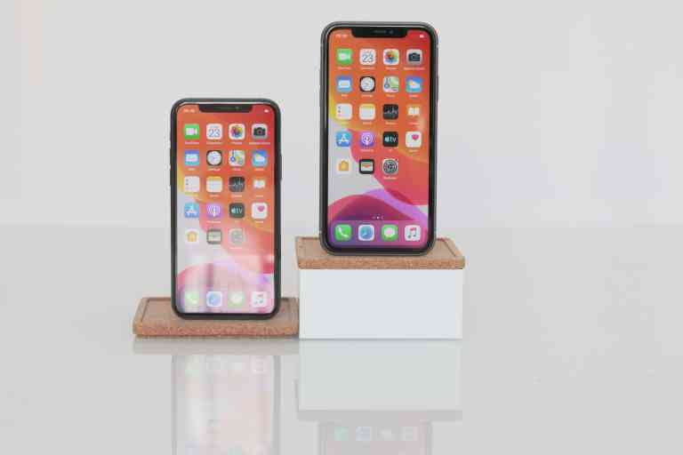iphone 11 pro max test comparatif samsung s10 huawei P30 pro photo batterie