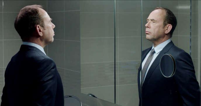 Olivier Gourmet (Frank) dans« Ceux qui travaillent», d'Antoine Russbach.