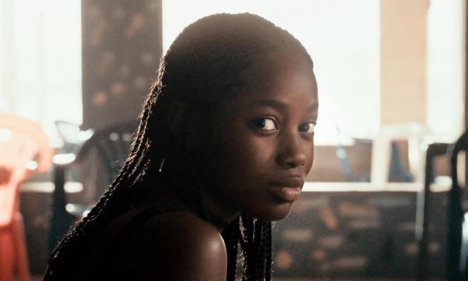 Mama Sané interprète Ada, héroïne d'« Atlantique».
