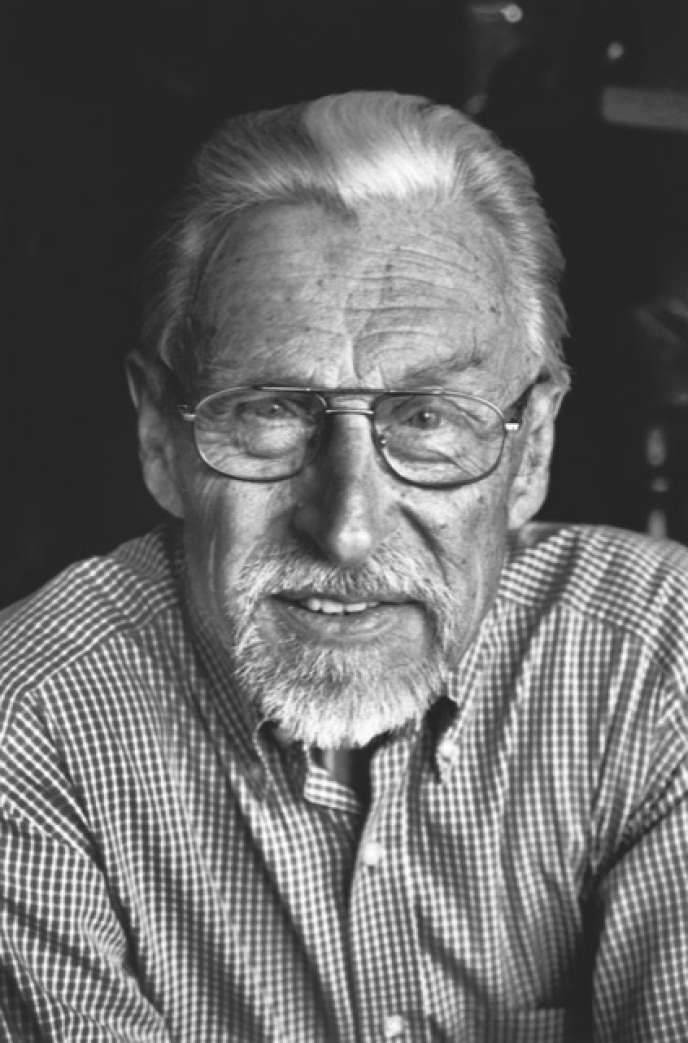 Jean-Claude Gautrand, photographe et historien, en 2017.