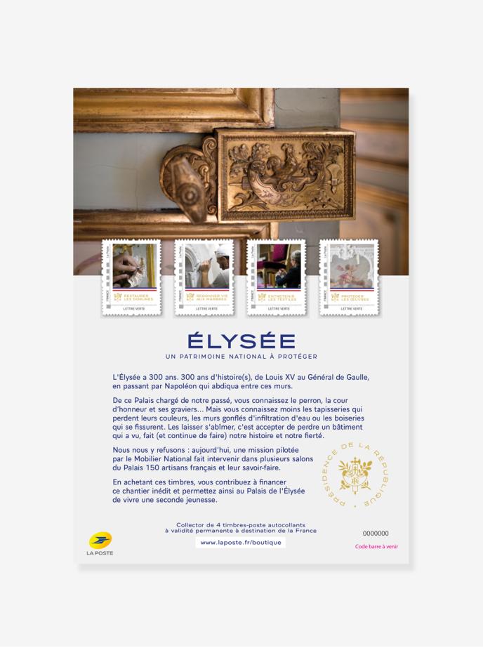 Collector de L'Elysée.