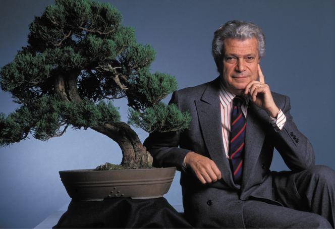 Francesco Smalto, en 1988.