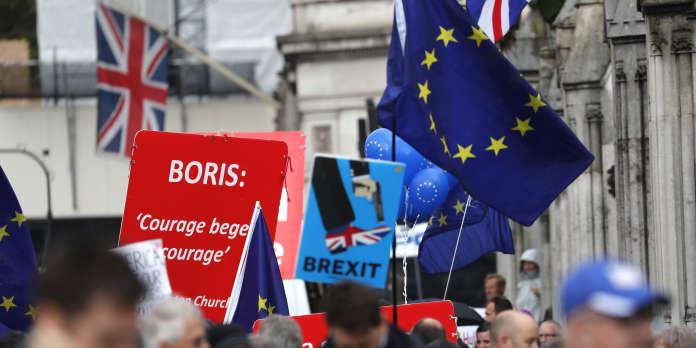 Le grand défouloir d'avant « Brexit »