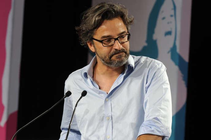 Laurent Bouvet, à La Rochelle, en 2012.