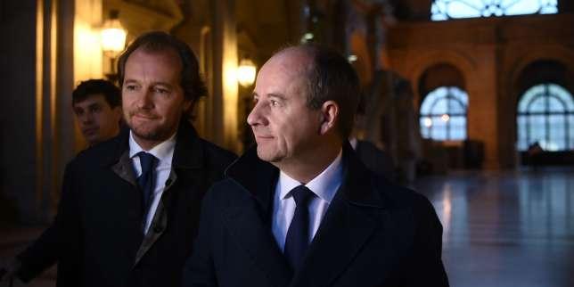 Affaire Urvoas: l'ex-ministre de la justice, les quatre magistrats et la «confiance» rompue