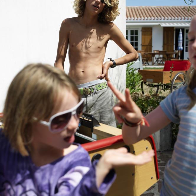 Babyfoot,« vacances à Noirmoutiers », 2010.