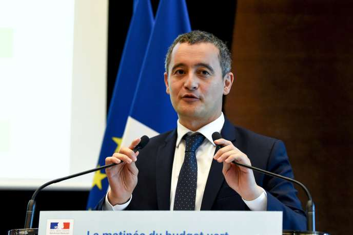 «Chaque année, la France et les Français investissent 67 milliards d'euros dans des chaudières, infrastructures et véhicules hautement émetteurs, et l'Etat dépense 16 milliards d'euros en niches fiscales, principalement sur les carburants fossiles» (Gérald Darmanin, le 25 septembre, à Paris).